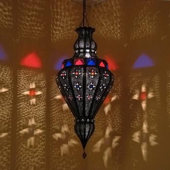 Deckenlampe aus Metall