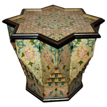 orientalische tische seite 3 albazar. Black Bedroom Furniture Sets. Home Design Ideas