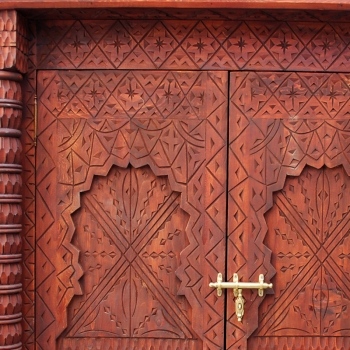 Marokkanischer Schrank