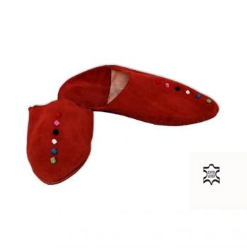 Marokko Leder-Schuhe
