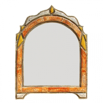 Marokkanischer Spiegel Loudaya  H55cm
