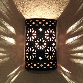 Orient- Wandlampe Kwidis