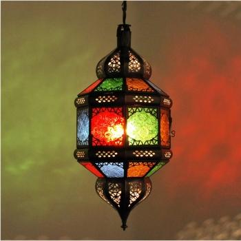 Marokkanische Hängeleuchte TITIA Multi