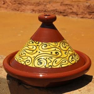 Tajine aus Marokko Schliha_2