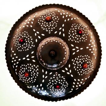 Marokkanische Deckenlampe TASSA KOBA D50cm