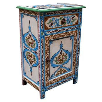 marokkanische Holzkommode Samar