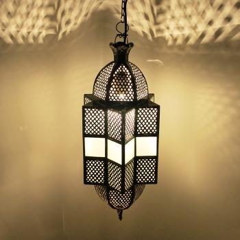 Arabische Deckenlampe LOUSA