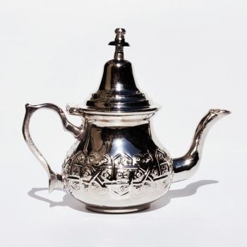 Marokkanische Teekanne 0,4l
