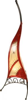 Leder-Leuchte Paris95-2