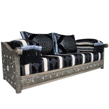 Orientalische Couch lakhal