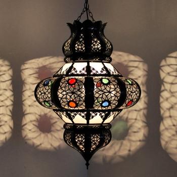 Orientalische Deckenleuchte Kricha