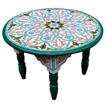 Orient Teetisch aus Holz