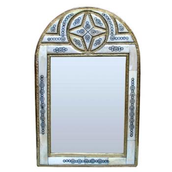 Orientalische arabische marokkanische Spiegeln BAIDA H47cm