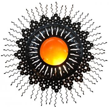 Marokkanische Sonnenlampe Shams-80