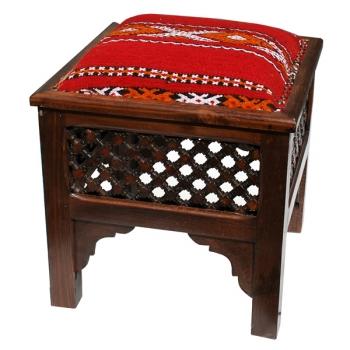 Orientalischer Hocker