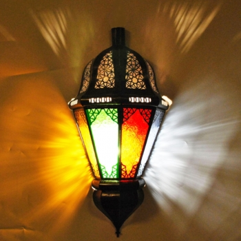 Wandlampe aus Marokko BALTA multi