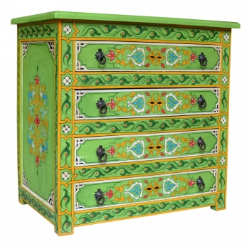 Orientalische Kommode Kasbori